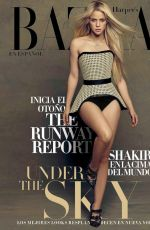 SHAKIRA in Harper