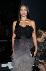 SHANINA SHAIK at Marchesa Fashion Show at New York Fashion Week 09/13/2017