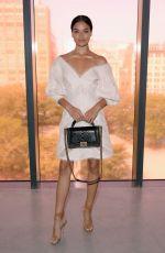 SHANINA SHAIK at Zimmermann Fashion Show at NYFW in New York 09/11/2017