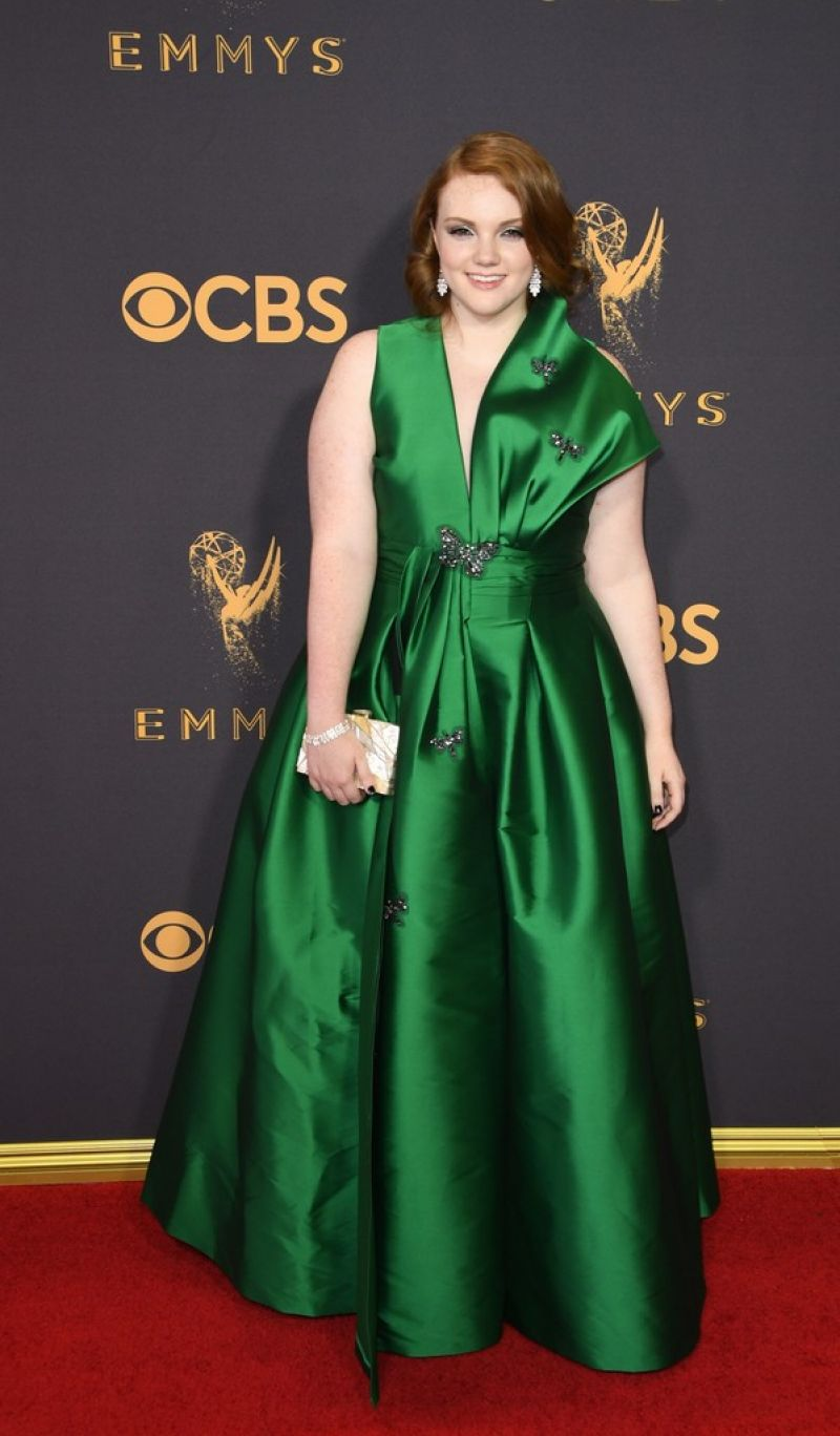 SHANNON PURSER at 69th Annual Primetime EMMY Awards in Los Angeles 09/17/2017