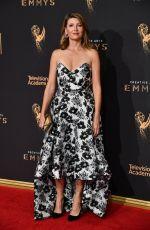 SHARON HORGAN at Creative Arts Emmy Awards in Los Angeles 09/10/2017