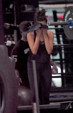 SHAY MITCHELL at a Gym in New York 09/06/2017