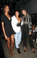 SHAY MITCHELL at Alice & Olivia Fashion Show at NYFW 09/12/2017