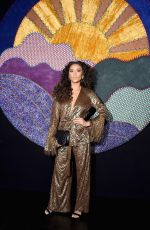 SHAY MITCHELL at Anna Sui Fashion Show at NYFW in New York 09/11/2017