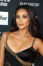 SHAY MITCHELL at Harper's Bazaar Icons Party in New York 09/08/2017