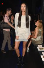 SHAY MITCHELL at Naeem Khan Fashion Show at New York Fashion Week 09/12/2017