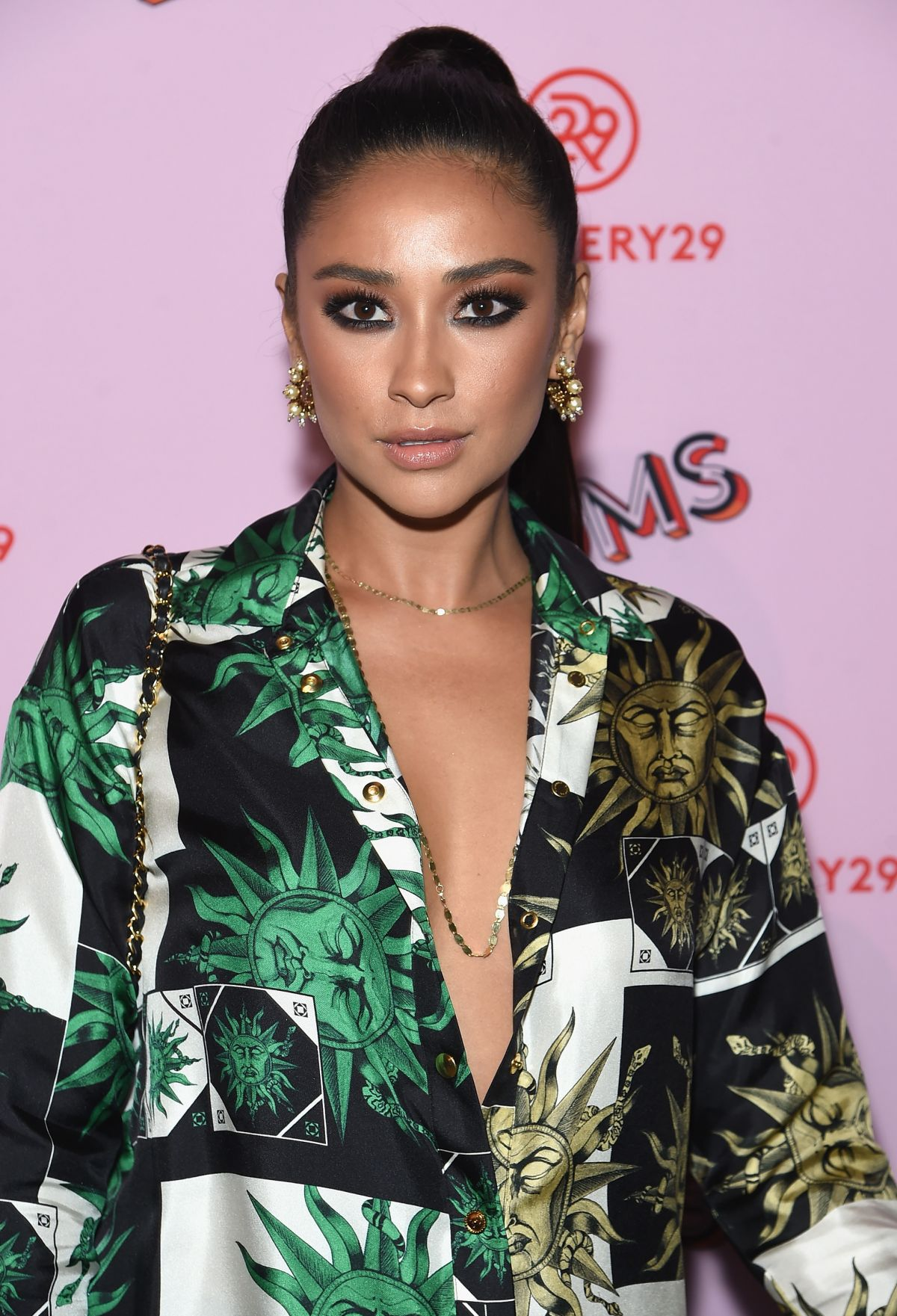 SHAY MITCHELL at Refinery29 Third Annual 29rooms: Turn It Into Art Event in Brooklyn 09/07/2017