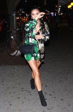 SHAY MITCHELL Night Out in New York 09/07/2017
