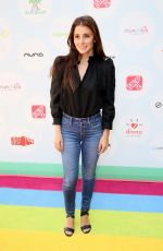 SHIRI APPLEBY at 6th Annual Celebrity Red Carpet Safety Awareness Event in Culver City 09/23/2017