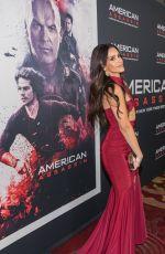 SHIVA NEGAR at American Assassin Premiere in Hollywood 09/12/2017