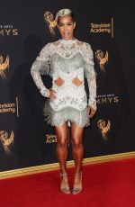 SIBLEY SCOLES at Creative Arts Emmy Awards in Los Angeles 09/10/2017