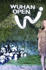 SIMONA HALEP at 2017 WTA Wuhan Open Player Party in Wuhan 09/23/2017