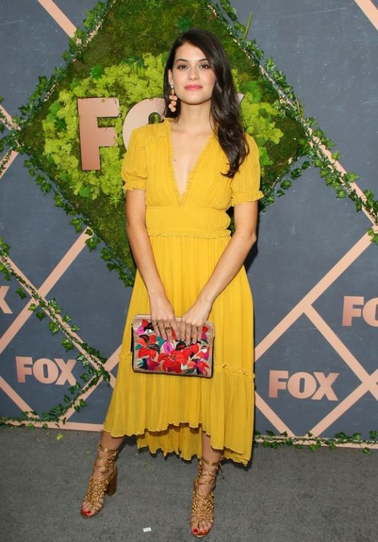 SOFIA BLACK D'ELIA at Fox Fall Premiere Party Celebration in Los Angeles 09/25/2017