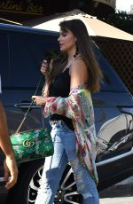 SOFIA VERGARA at Il Pastaio in Beverly Hills 09/09/2017