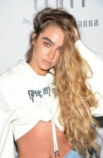 SOMMER RAY at Fenty Puma A/W17 Collection Launch in Los Angeles 09/27/2017