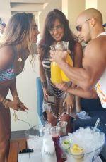 SOMMER RAY in Bikini Celebrates Her 21st Birthday Party in Las Vegas 09/17/2017