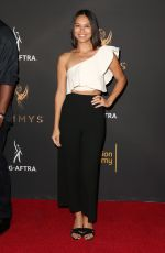 SONYA BALMORES at Dynamic & Diverse Emmy Reception in Los Angeles 09/12/2017