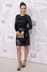 SOPHIA BUSH at Fox & National Geographic 69th Emmy Awards Party in Los Angeles 09/17/2017