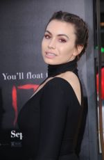 SOPHIE SIMMONS at It Premiere in Los Angeles 09/05/2017