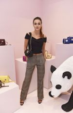 SOPHIE SKELTON at Hill and Friends Fashion Show at London Fashion Week 09/18/2017