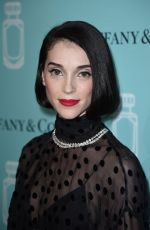 ST VINCENT at Tiffany & Co. Fragrance Launch in New York 09/06/2017