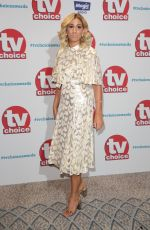 STACEY SOLOMON at TV Choice Awards in London 09/04/2017