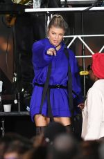 STACY FERGIE FERGUSON Performs at Today Show Citi Concert Series in New York 09/22/2017