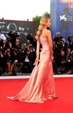STELLA MAXWELL at Mother! Premiere at 74th Venice International Film Festival 09/05/2017