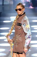 STELLA MAXWELL at Philipp Plein Fashion Show at New York Fashion Week 09/09/2017