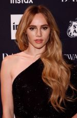 SUKI WATERHOUSE at Harper's Bazaar Icons Party in New York 09/08/2017