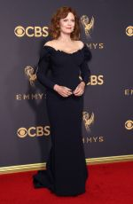 SUSAN SARANDON at 69th Annual Primetime EMMY Awards in Los Angeles 09/17/2017