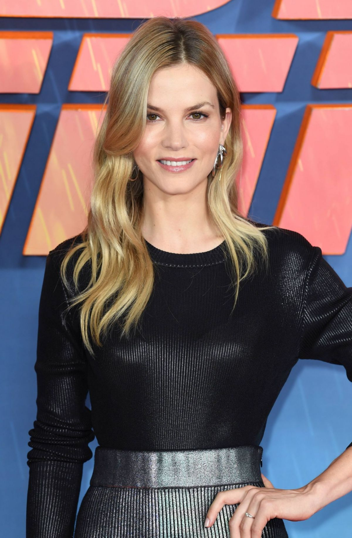 SYLVIA HOEKS at Bade Runner 2049 Photocall in London 09/21/2017