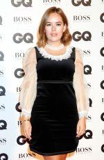 TANYA BURR at GQ Men of the Year Awards 2017 in London 09/05/2017