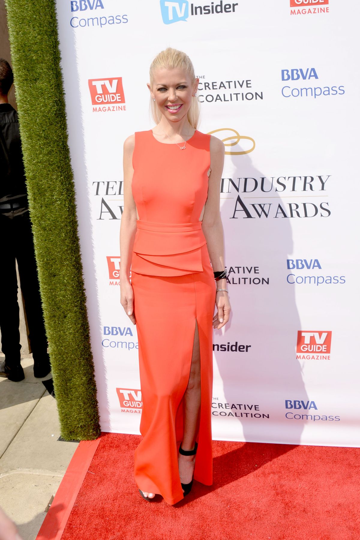 TARA REID at Television Industry Advocacy Awards in Hollywood 09/16/2017