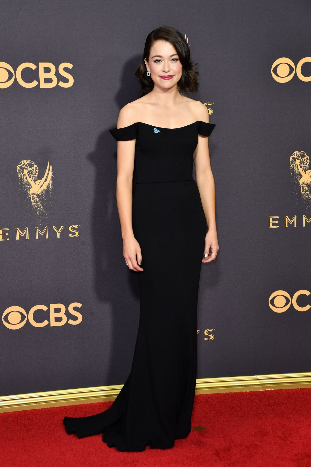 TATIANA MASLANY at 69th Annual Primetime EMMY Awards in Los Angeles 09/17/2017
