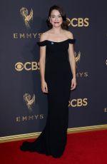TATIANA MASLANY at 69th Annual Primetime EMMY Awards in Los Angeles 09/17/2017
