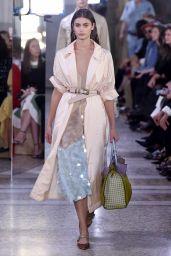 TAYLOR HILL at Bottega Veneta Fashion Show at Milan Fashion Week
