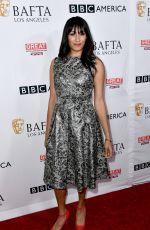 TEHMINA SUNNY at BBC America Bafta Los Angeles TV Tea Party 09/16/2017