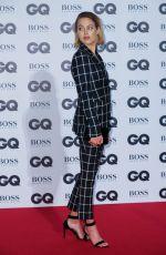 TESS WARD at GQ Men of the Year Awards 2017 in London 09/05/2017