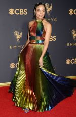 TESSA THOMPSON at 69th Annual Primetime EMMY Awards in Los Angeles 09/17/2017