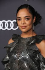 TESSA THOMPSON at Audi's Pre-emmy Party in Hollywood 09/14/2017