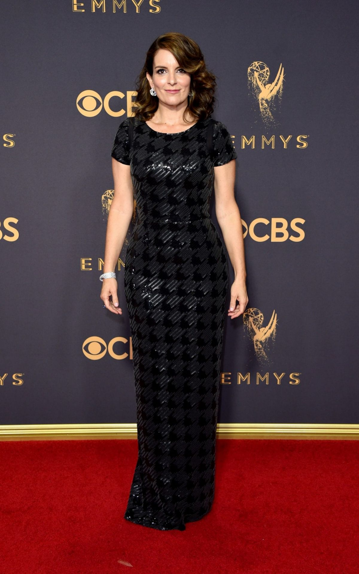 TINA FEY at 69th Annual Primetime EMMY Awards in Los Angeles 09/17/2017