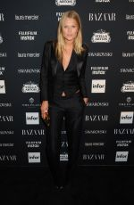 TONI GARRN at Harper's Bazaar Icons Party in New York 09/08/2017
