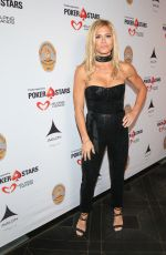 TORRIE WILSON at Heroes for Heroes: LAPD Memorial Foundation Celebrity Poker Tournament 09/10/2017