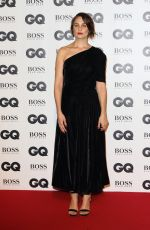 TUPPENCE MIDDLETON at GQ Men of the Year Awards 2017 in London 09/05/2017
