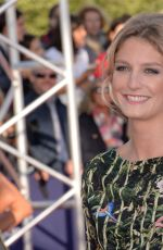 VANESSA GUIDE at 43rd Deauville American Film Festival Opening Ceremony 09/01/2017