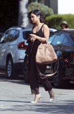 VANESSA HUDGENS Out and About in Los Angeles 08/31/2017