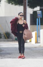 VANESSA HUDGENS Out and About in Los Angeles 09/04/2017