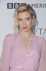 VANESSA KIRBY at BBC America Bafta Los Angeles TV Tea Party 09/16/2017