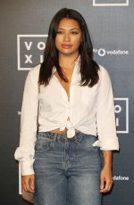VANESSA WHITE at Voxi Launch Party in London 08/31/2017